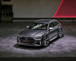 2020 Audi RS 6 Avant Front Three-Quarter Wallpapers 150x120 (5)