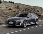 2020 Audi RS 6 Avant Front Three-Quarter Wallpapers 150x120 (1)