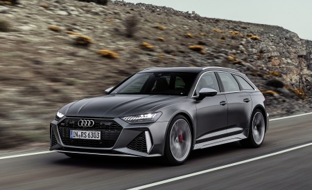 2020 Audi RS 6 Avant Wallpapers HD