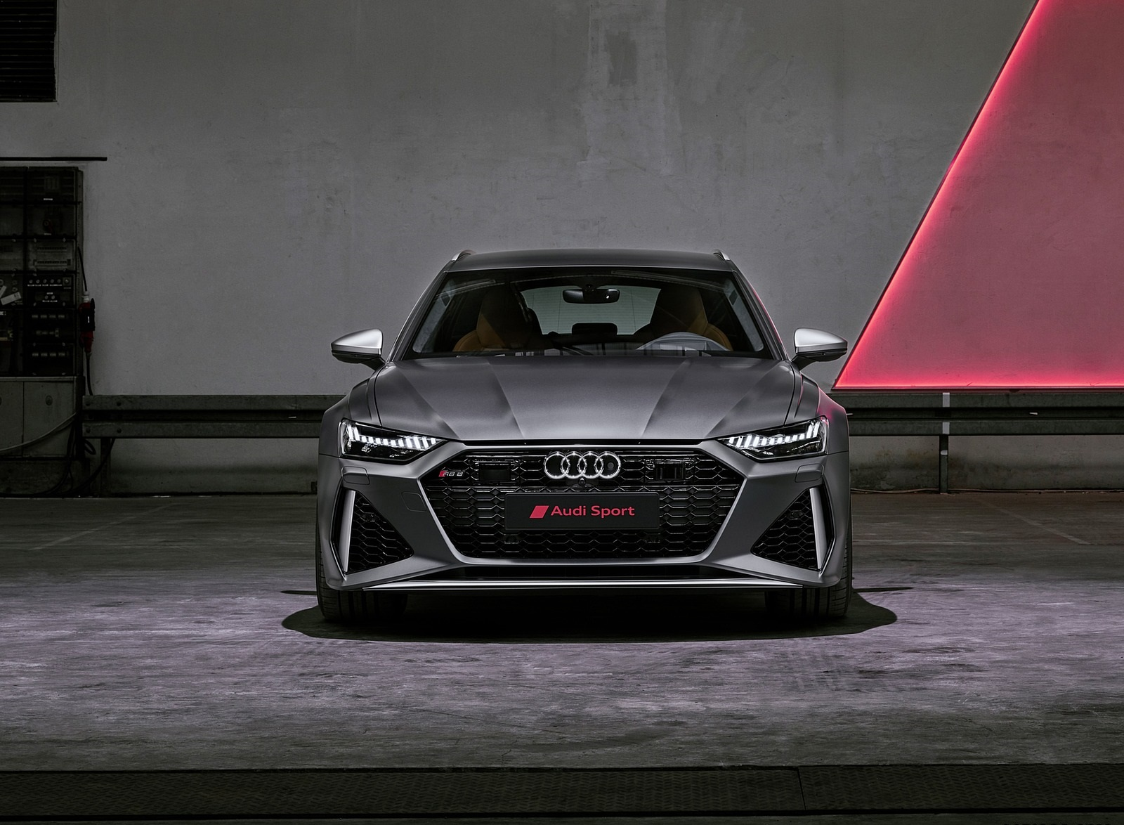 2020 Audi RS 6 Avant Front Wallpapers (7)