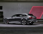 2020 Audi RS 6 Avant Rear Three-Quarter Wallpapers 150x120 (8)