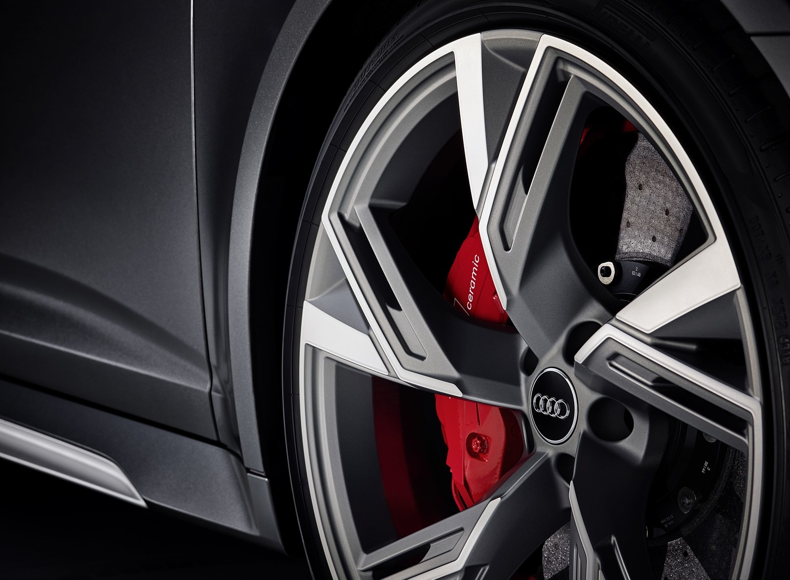 2020 Audi RS 6 Avant Wheel Wallpapers (12)