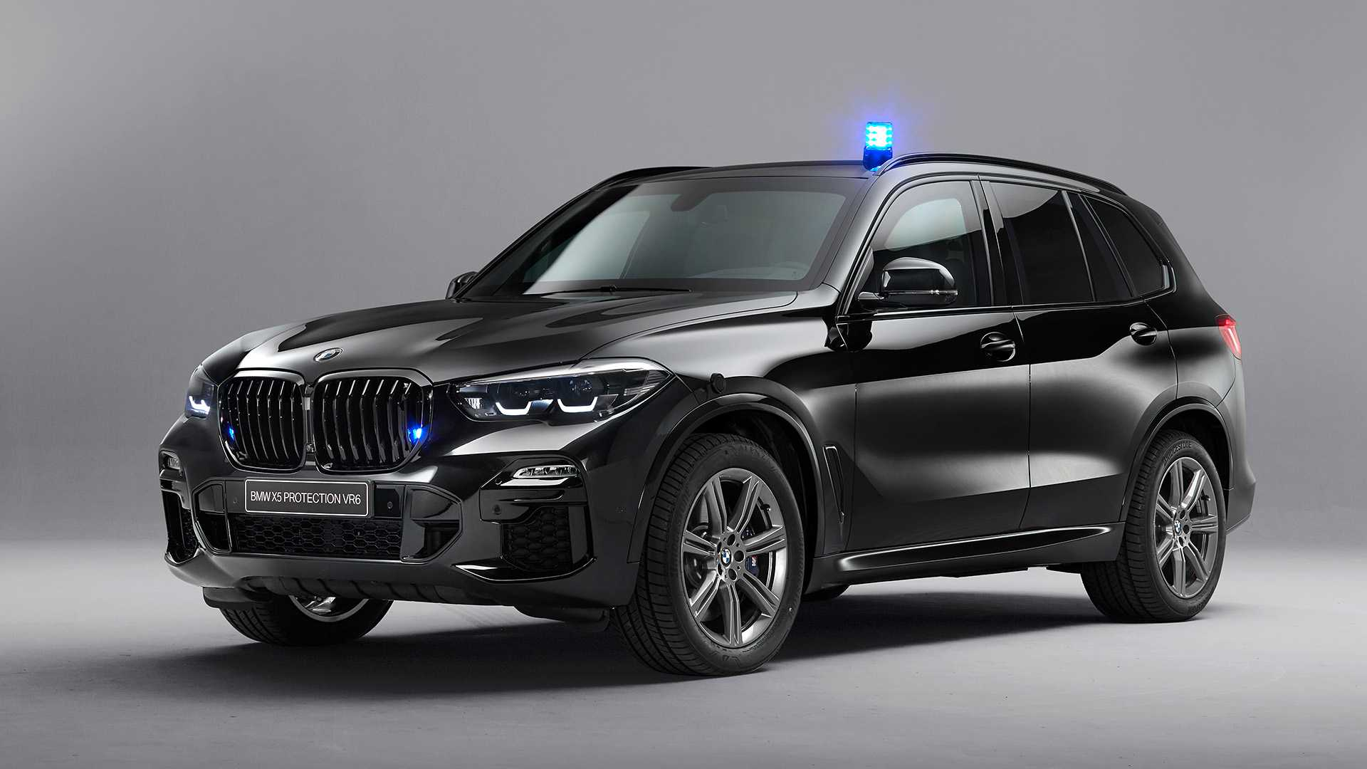 2020 BMW X5 Protection VR6 (Armored Vehicle) Front Three-Quarter Wallpapers (6)