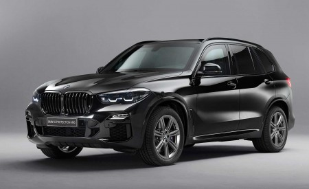 2020 BMW X5 Protection VR6 Wallpapers HD