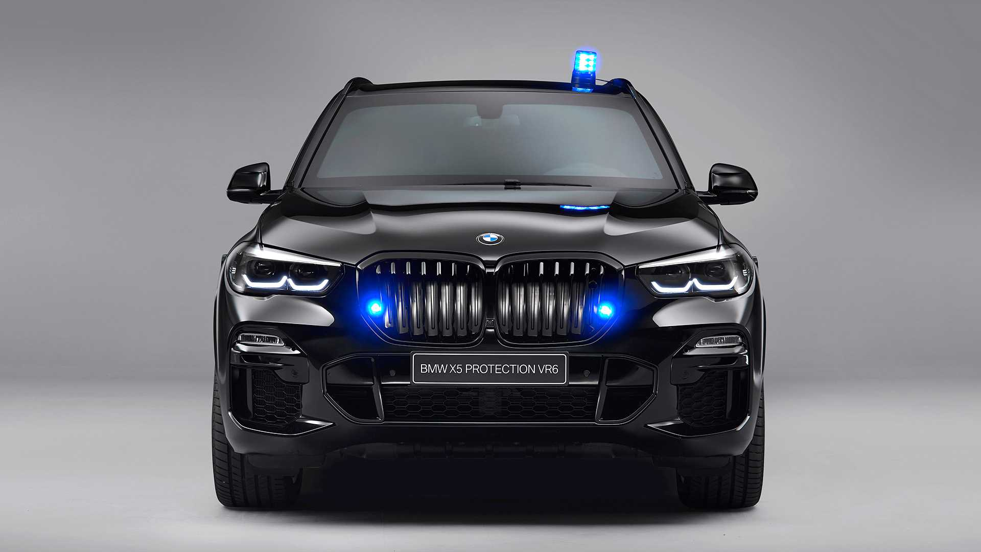 2020 BMW X5 Protection VR6 (Armored Vehicle) Front Wallpapers (7)