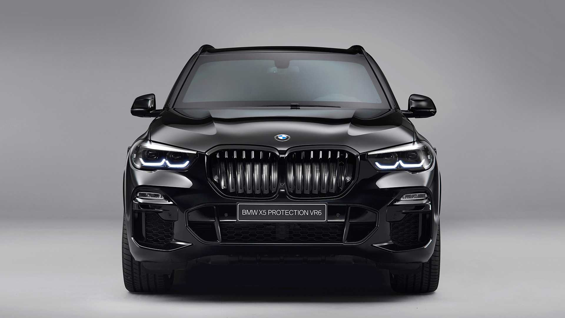 2020 BMW X5 Protection VR6 (Armored Vehicle) Front Wallpapers (2)