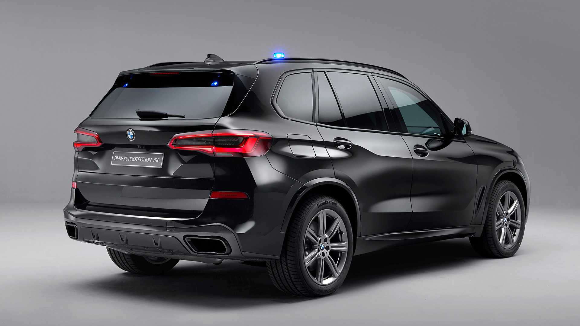 2020 BMW X5 Protection VR6 (Armored Vehicle) Rear Three-Quarter Wallpapers (8)