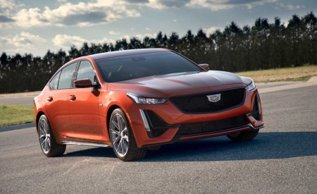 2020 Cadillac CT5-V Wallpapers HD
