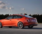 2020 Cadillac CT5-V Rear Three-Quarter Wallpapers 150x120 (19)
