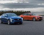 2020 Cadillac CT5-V and CT4-V Wallpapers 150x120 (21)