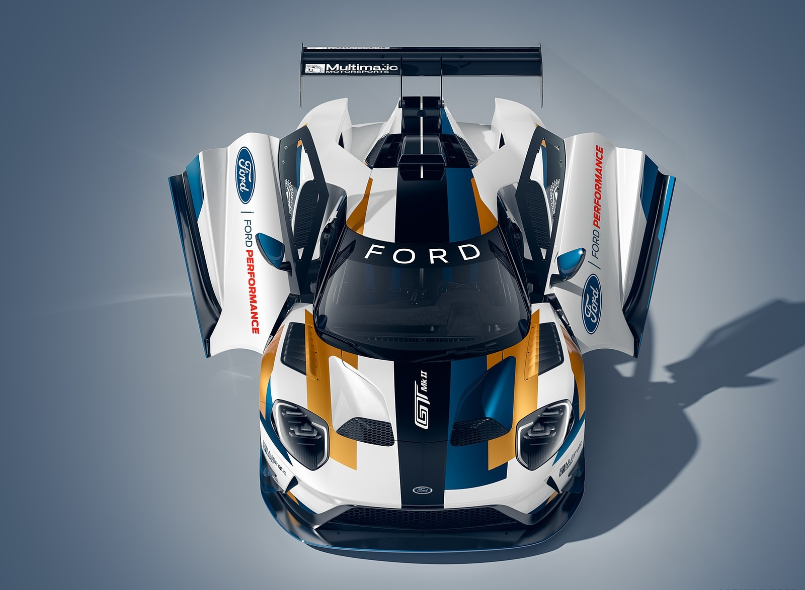 2020 Ford Gt Mk Ii Top Wallpapers 47 Newcarcars