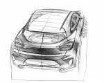 2020 Ford Puma Design Sketch Wallpapers 150x120 (43)