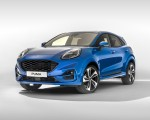 2020 Ford Puma Front Three-Quarter Wallpapers 150x120 (33)