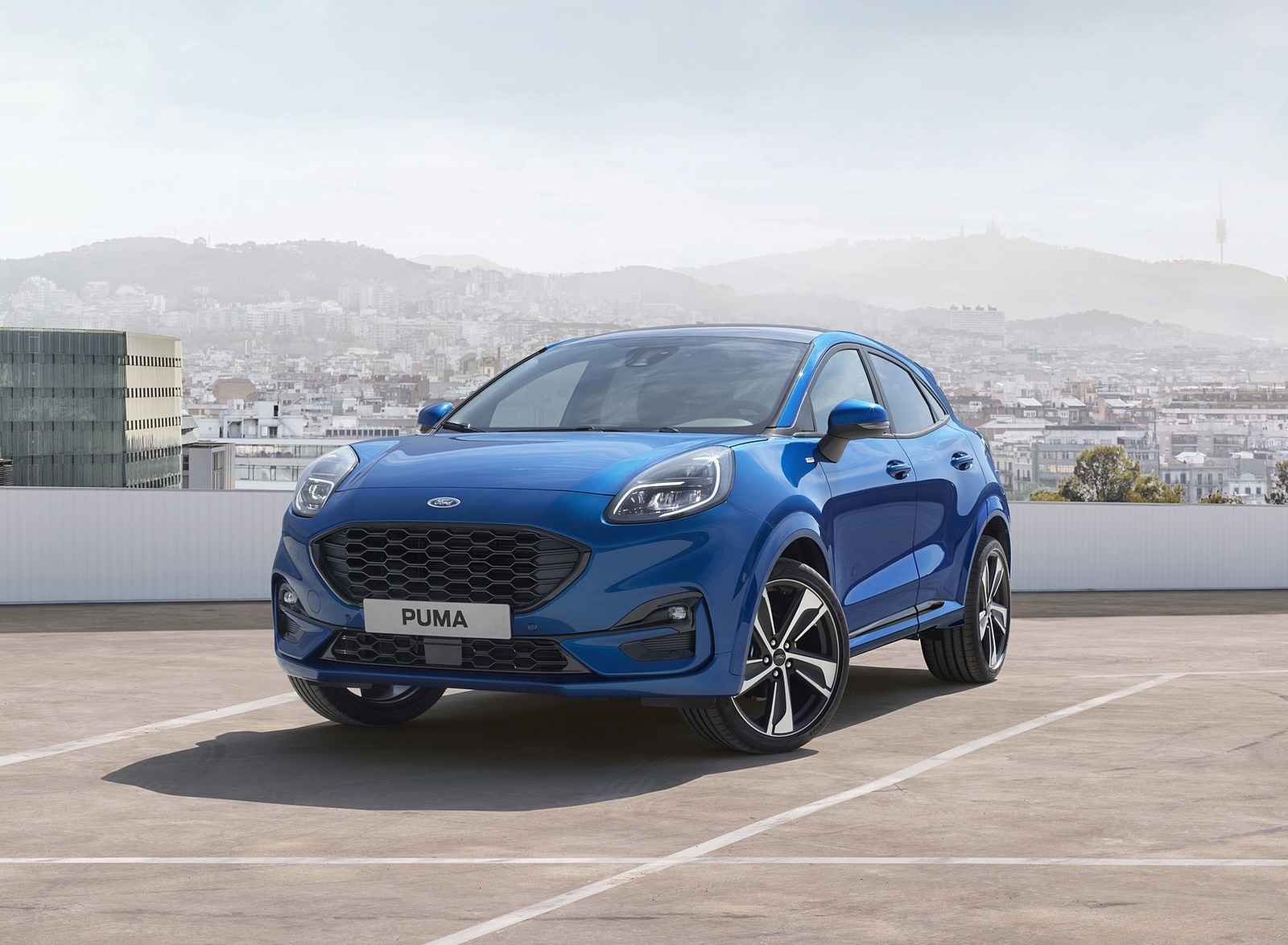 2020 Ford Puma Front Three-Quarter Wallpapers (4)