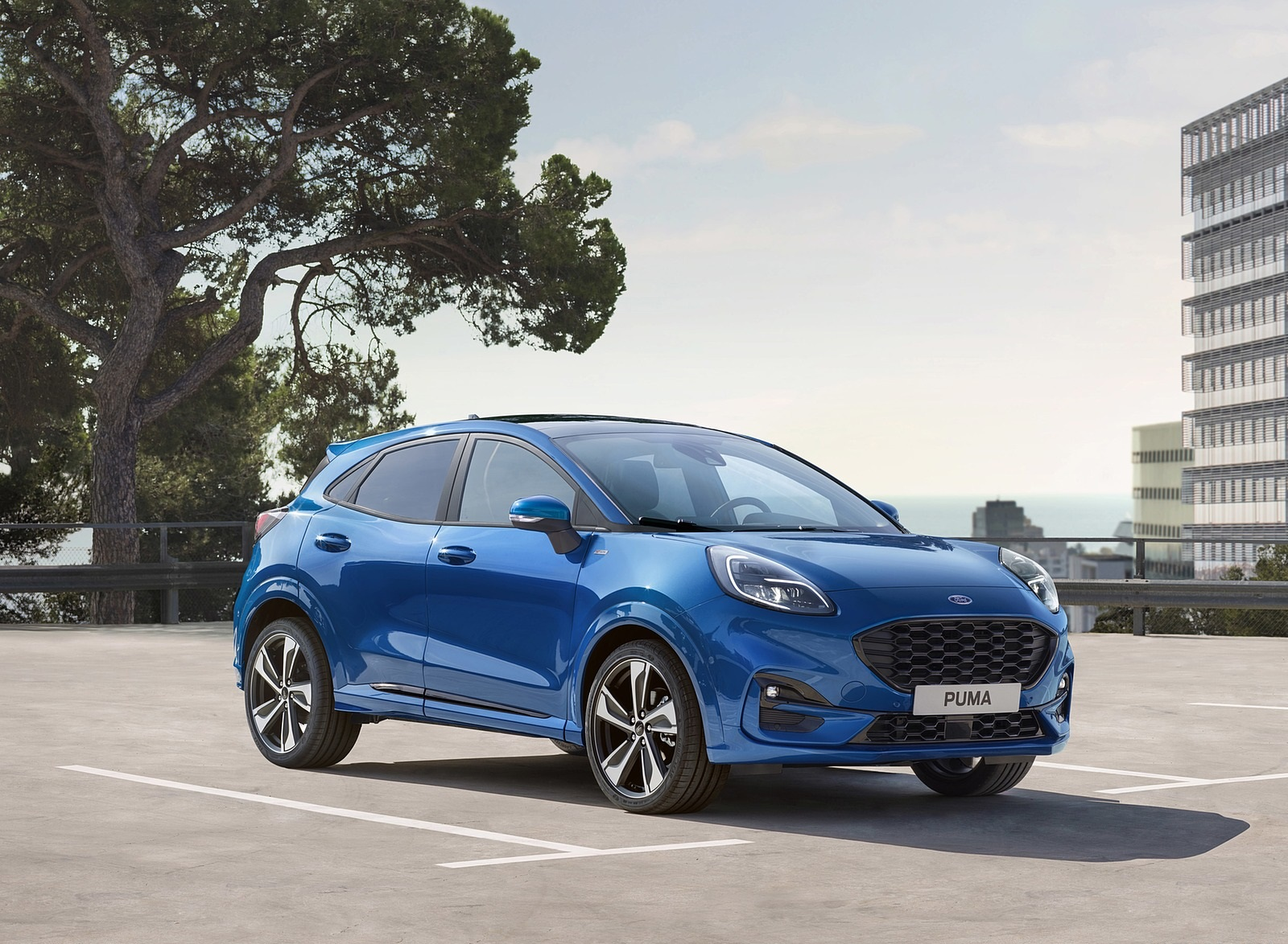 2020 Ford Puma Front Three-Quarter Wallpapers (5)