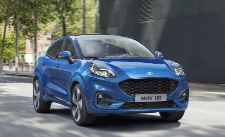 2020 Ford Puma Wallpapers HD