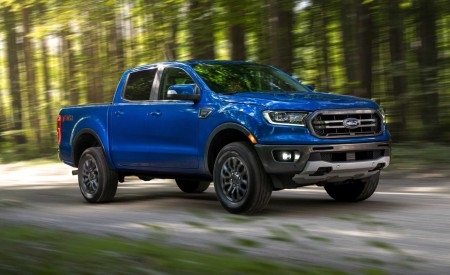 2020 Ford Ranger With FX2 Package Wallpapers HD