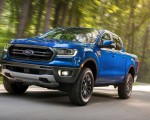 2020 Ford Ranger with FX2 Package Front Three-Quarter Wallpapers 150x120 (2)