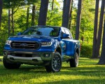 2020 Ford Ranger with FX2 Package Front Wallpapers 150x120 (5)