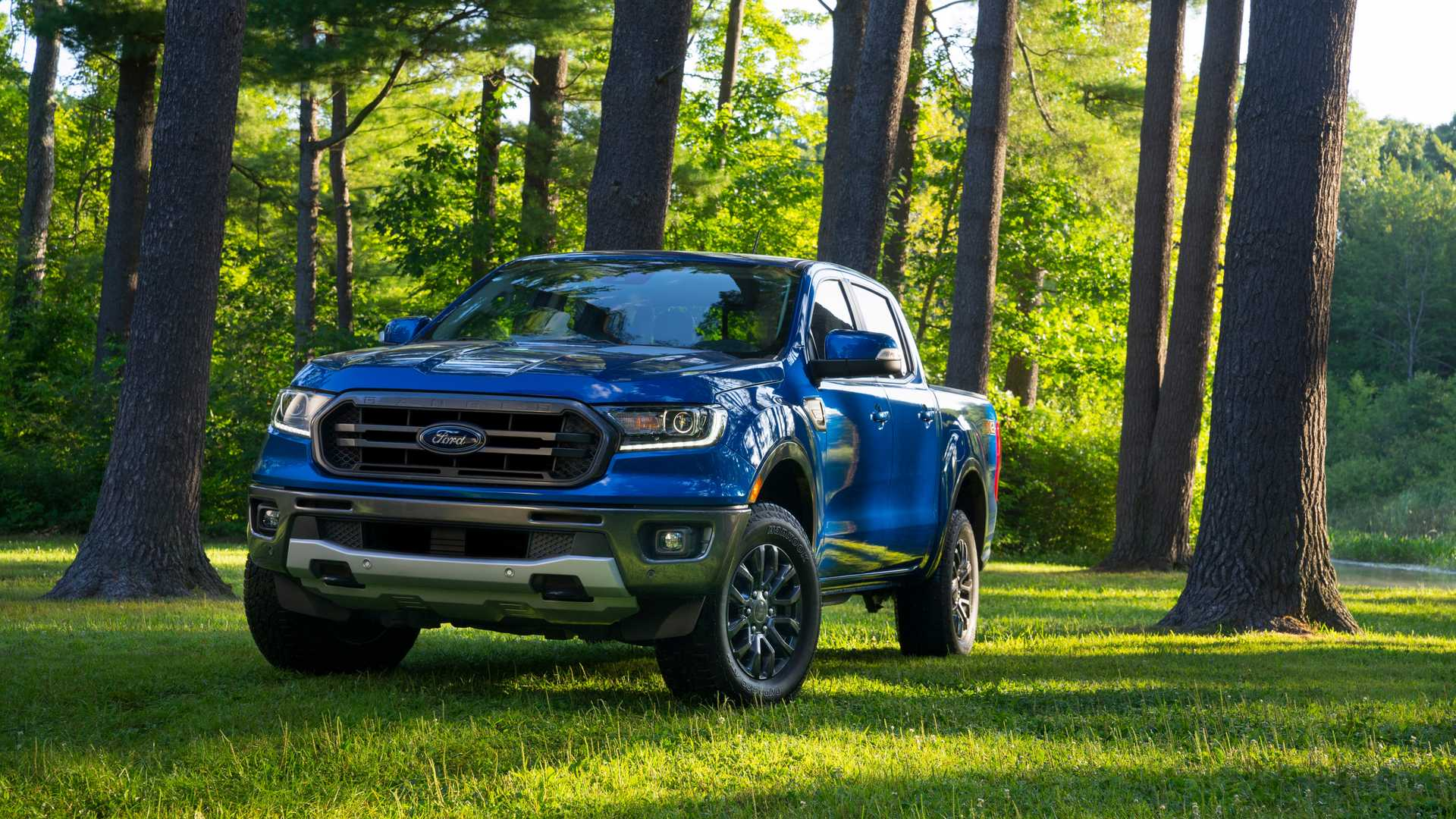 2020 Ford Ranger with FX2 Package Front Wallpapers (5)