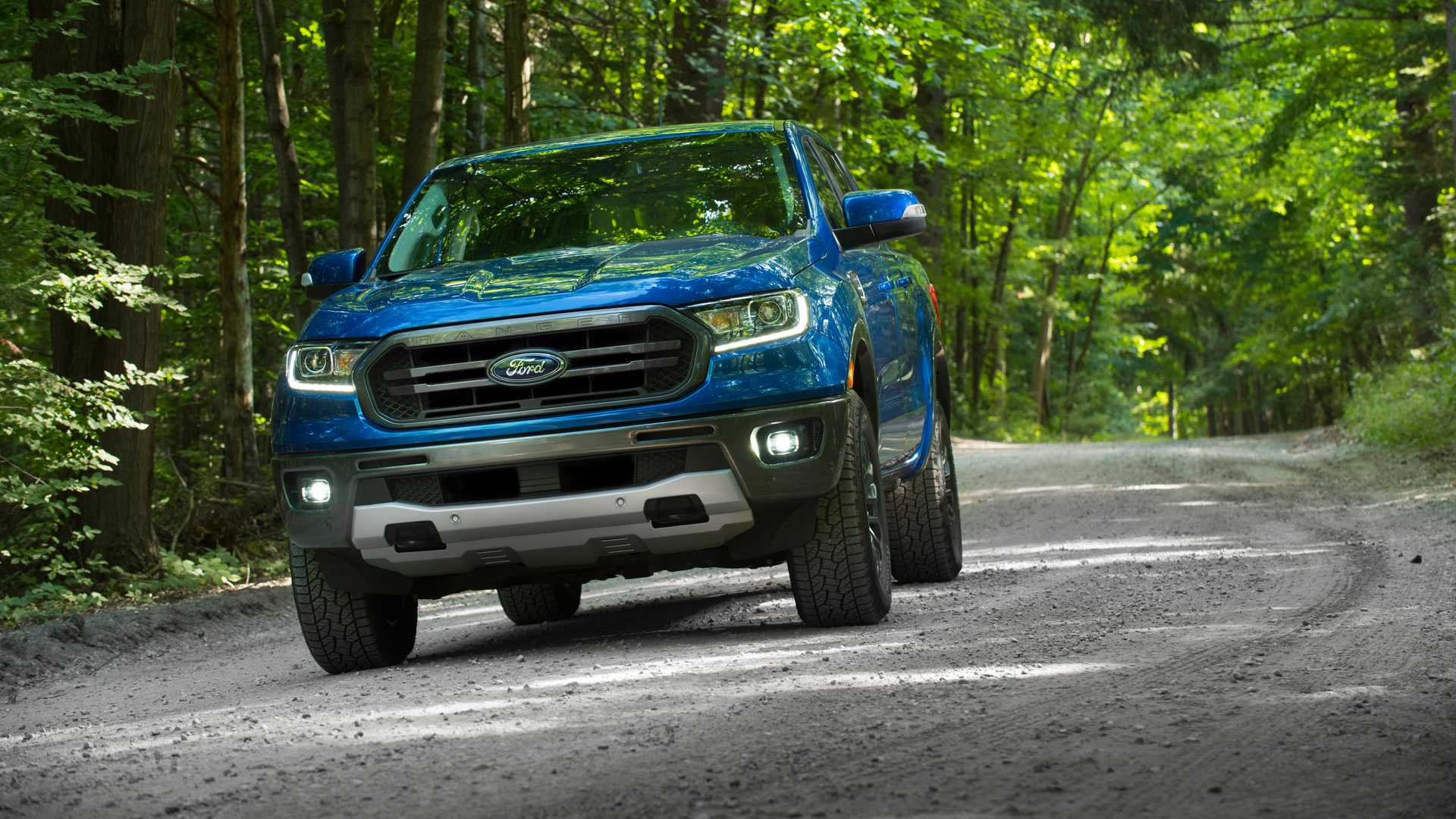 2020 Ford Ranger with FX2 Package Front Wallpapers (3)