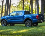 2020 Ford Ranger with FX2 Package Rear Three-Quarter Wallpapers 150x120 (8)