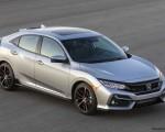 2020 Honda Civic Hatchback Front Three-Quarter Wallpapers 150x120 (3)