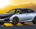 2020 Honda Civic Hatchback Front Three-Quarter Wallpapers 150x120 (2)