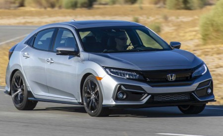 2020 Honda Civic Hatchback Wallpapers HD