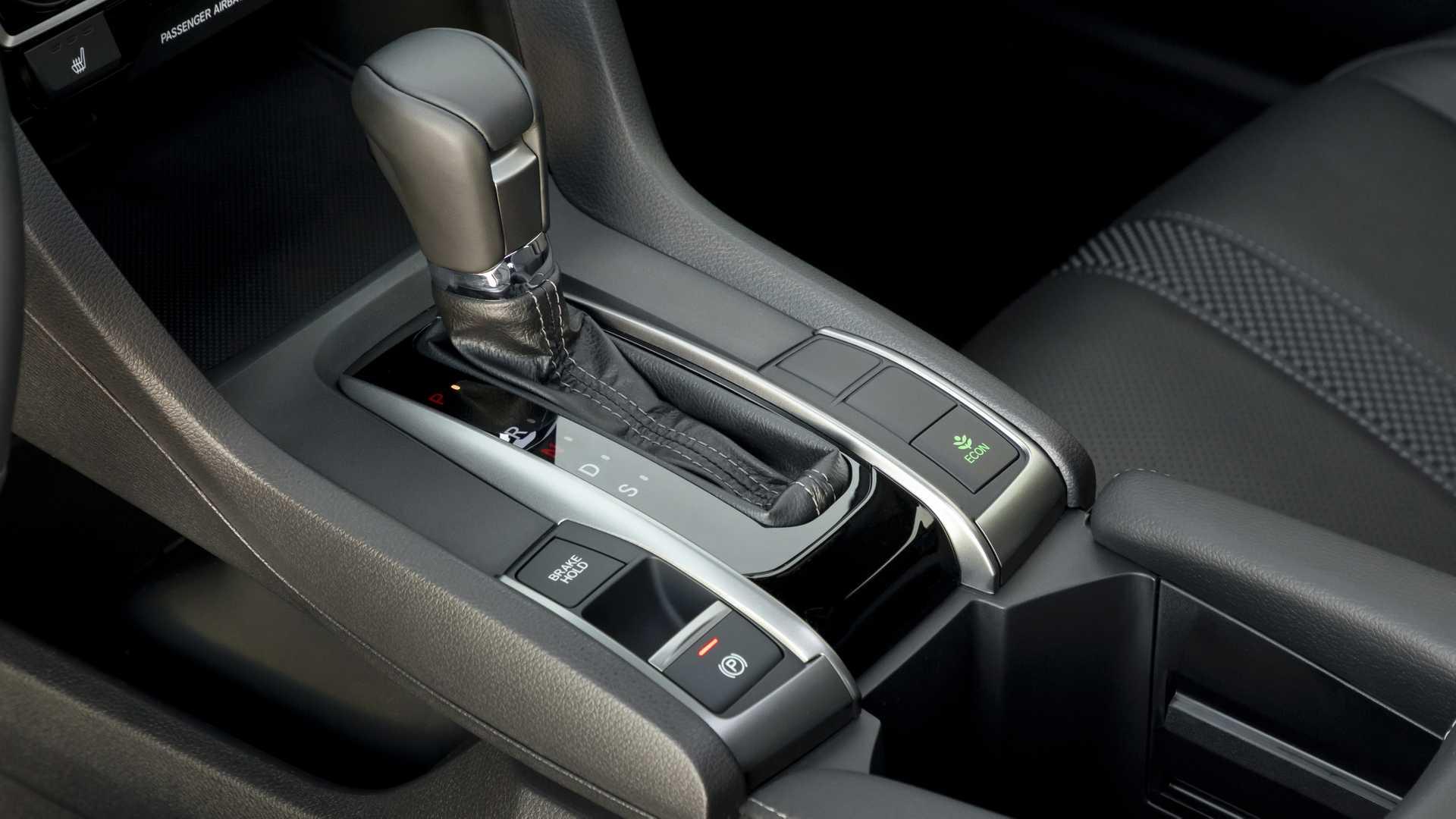2020 Honda Civic Hatchback Interior Detail Wallpapers (10)