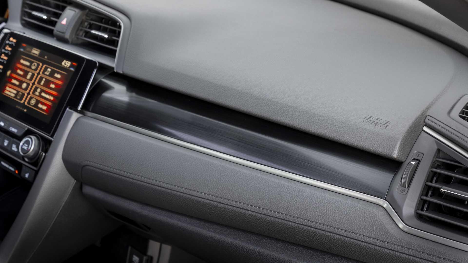 2020 Honda Civic Hatchback Interior Detail Wallpapers (9)