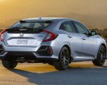 2020 Honda Civic Hatchback Rear Three-Quarter Wallpapers 150x120 (4)