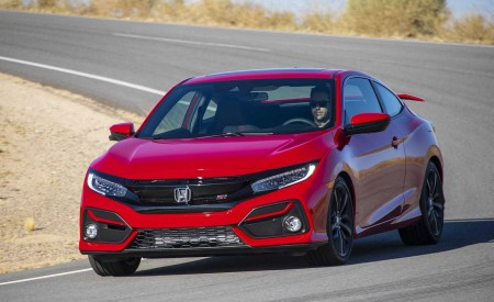 2020 Honda Civic Si Coupe Wallpapers HD