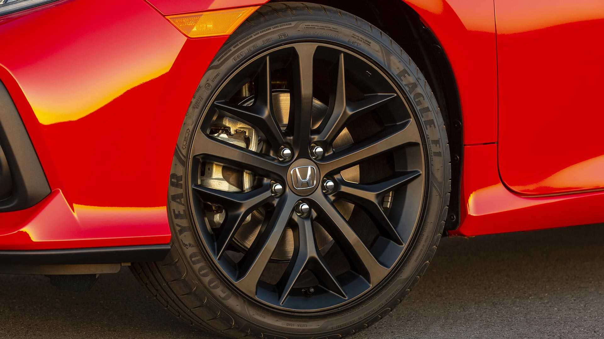 2020 Honda Civic Si Coupe Wheel Wallpapers (10)
