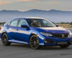 2020 Honda Civic Si Sedan Front Three-Quarter Wallpapers 150x120 (4)