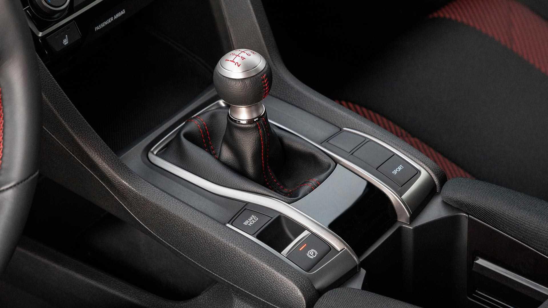 2020 Honda Civic Si Sedan Interior Detail Wallpapers (14)