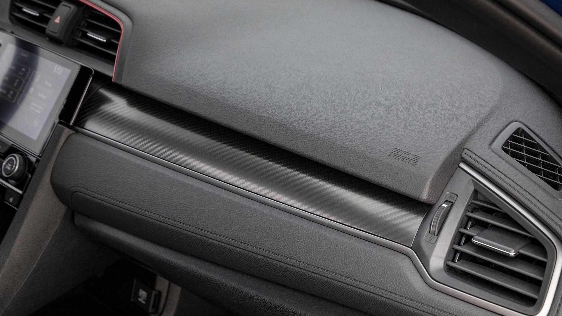 2020 Honda Civic Si Sedan Interior Detail Wallpapers (13)