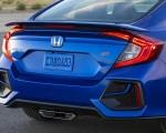 2020 Honda Civic Si Sedan Rear Bumper Wallpapers 150x120 (8)