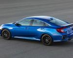 2020 Honda Civic Si Sedan Rear Three-Quarter Wallpapers 150x120 (2)