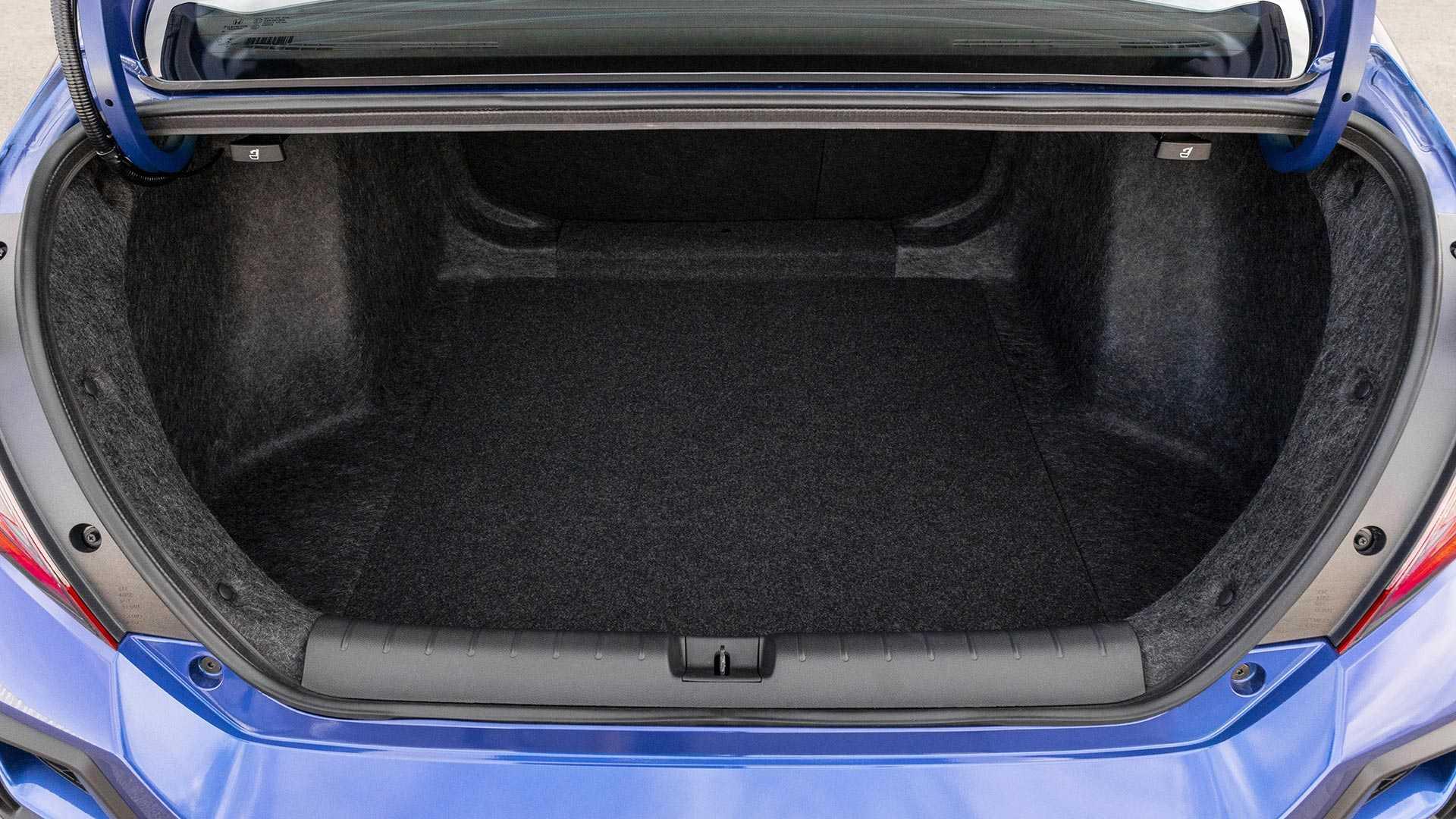 2020 Honda Civic Si Sedan Trunk Wallpapers (10)