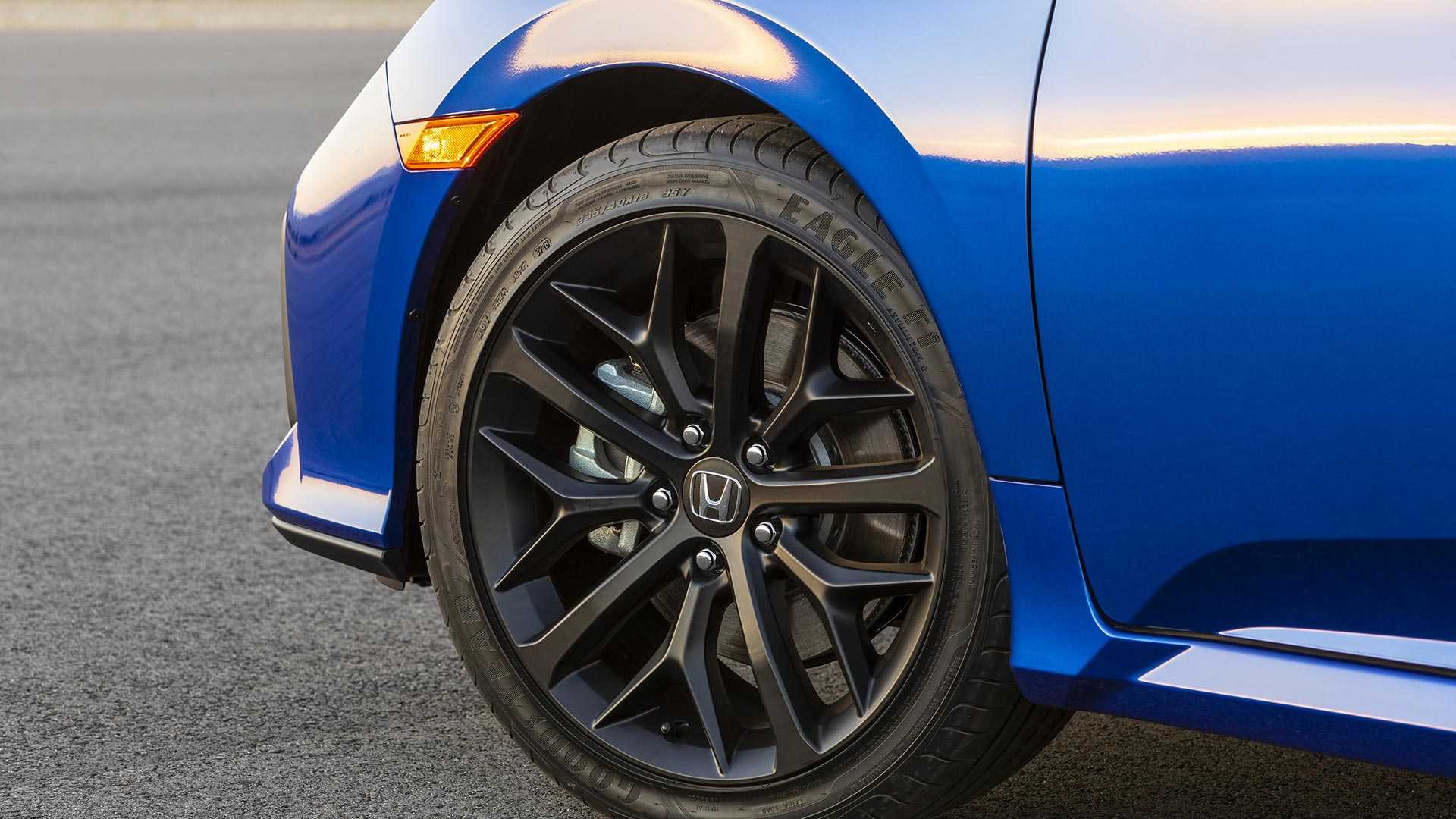 2020 Honda Civic Si Sedan Wheel Wallpapers (9)