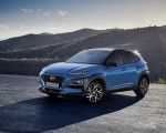 2020 Hyundai Kona Hybrid (Euro-Spec) Front Three-Quarter Wallpapers 150x120 (7)