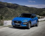2020 Hyundai Kona Hybrid (Euro-Spec) Front Three-Quarter Wallpapers 150x120 (2)