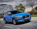 2020 Hyundai Kona Hybrid (Euro-Spec) Front Three-Quarter Wallpapers 150x120 (3)