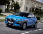 2020 Hyundai Kona Hybrid (Euro-Spec) Front Three-Quarter Wallpapers 150x120 (4)
