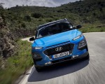 2020 Hyundai Kona Hybrid (Euro-Spec) Front Wallpapers 150x120 (1)
