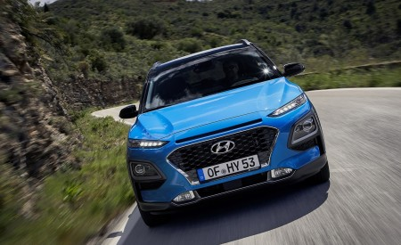 2020 Hyundai Kona Hybrid (Euro-Spec) Wallpapers HD