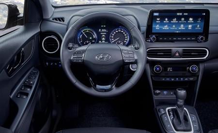 2020 Hyundai Kona Hybrid (Euro-Spec) Interior Cockpit Wallpapers 450x275 (16)