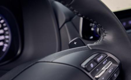 2020 Hyundai Kona Hybrid (Euro-Spec) Interior Detail Wallpapers 450x275 (15)