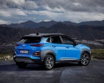 2020 Hyundai Kona Hybrid (Euro-Spec) Rear Three-Quarter Wallpapers 150x120 (10)